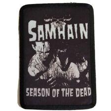 *SAMHAIN* patch rock,metal,sew,band, misfits,Danzig,punk,