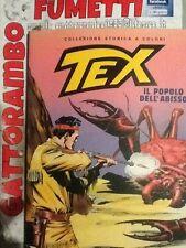 Tex N.24 Collezione Storica A Colori Della Repubblica Buono+++