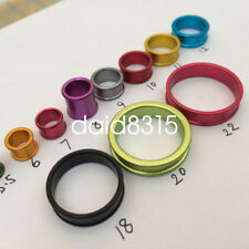 50pcs/lot personal size 2/2.5/3/4/4.5/5/6/7/8/9/10mm parrot bird pigeon ring