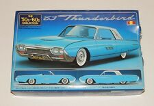 UNZE SANGYO 50's 60's COLLECTION 63 FORD 1963 THUNDERBIRD MODEL FOR PARTS