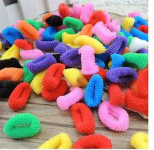 Elastics Girl Hair Accessories Children Baby headband Colorful Elastic Band 2KV