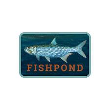 Fishpond Silver King Sticker