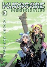 NEW - Kurogane Communication Vol.3 - Future Horizons (Episodes 17-24)