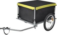 Bike Bicycle Cargo Trailer Luggage Storage Transport Foldable 65 Kg