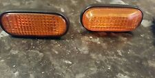 honda civic/del sol/crx flat orange indicators