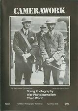 Camerawork Magazine Issue 2