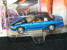 Johnny Lightning VIP Vallery's Jaguar Convertible Top Up Pamela Anderson  NM