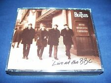 Live at the BBC - The Beatles (CD 1994) 2 CD SET Near Mint Condition FREE Ship
