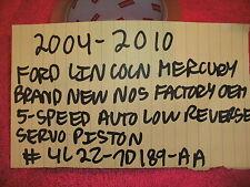 2004-2010 FORD LINCOLN MERCURY NOS AUTO LOW RESERVE SERVO PISTON # 4L2Z-7D189-AA