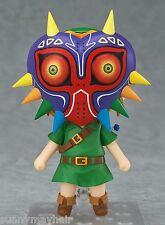 The Legend of Zelda: Link Majora's Mask 3D Ver. Nendoroid Figure Toys Doll