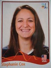 Panini Stephanie Cox USA FIFA Frauen WM 2011 Germany