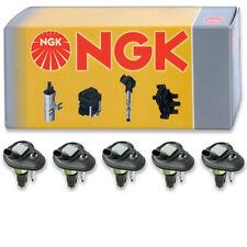 5 pcs NGK Ignition Coil for 2004-2006 Chevrolet Colorado 3.5L L5 - Spark dc