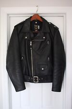 Schott 613 UST Size 44 Perfecto Steerhide Leather Motorcycle Jacket 618 Japan