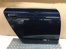 AUDI A6 C6 AVANT 2005-11 DRIVERS RIGHT OFFSIDE REAR BACK DOOR IN BLUE LZ5D