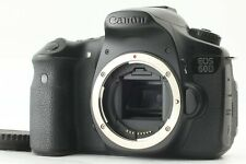 [EXC+++++] Canon EOS 60D 18.0MP Digital SLR Camera From Japan #1087