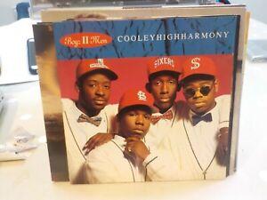 BOYZ II MEN COOLEYHIGHHARMONY SOUL R&B CD
