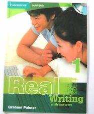 CAMBRIDGE ENGLISH SKILLS REAL 1 WRITING  WITH ANSWERS  , AUDIO CDS GRAHAM PLAMER