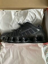 New Nike Shox TL Black Uk 9