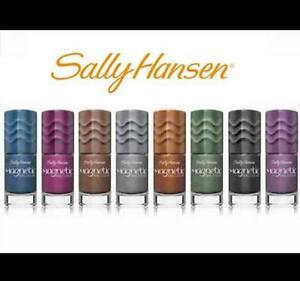 Sally Hansen Magnetic Nail Color Choose your Shade! >> Buy 3+ Get 30% OFF <<