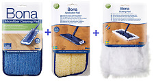 Bona - Reinigungspad + Auftragspad + Staubpad * Cleaning+Applicator+Dusting Pad
