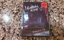 PARANORMAL INCIDENT DVD NEW! SEALED!