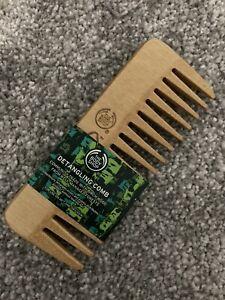 The Body Shop Detangling Comb