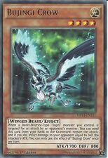 YU-GI-OH: BUJINGI CROW - RARE CARD - MP14-EN145 - 1st EDITION
