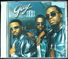 "GUY ""GUY III"" 2000 CD ALBUM 16 TRACKS TEDDY RILEY, AARON HALL ~RARE~ *SEALED*"