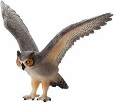 MOJO Great Horned Owl Animal Figure 387284 NEW Educational Learning Toys