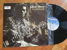 CHUCK BERRY Back Home LP ITALY RARE! ROCK 'N ROLL FATS DOMINO NO CD