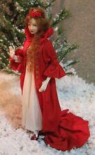 1:12 scale Miniature Doll Art Tutorials By Dana Pattern/Clothes/Hair Chrysta Cls