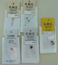 G.M.E. Grizzly Mountain Engineering Sound Components Lot