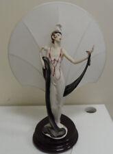 Giuseppe Armani Lady With Powder Puff Lamp (96417-2 Aoo)