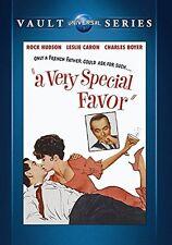 A Very Special Favor DVD (1965) - Rock Hudson, Leslie Caron, Charles Boyer