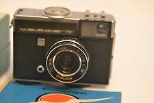 MMZ Belomo Chaika Tchaika Chaika 3 Soviet USSR Russian Belarus half-frame camera
