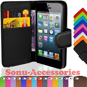 For iPhone 6S 7 8 Plus XS Max Magnetic Flip Leather Wallet Card Stand Case Cover