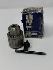 Rohm Prima Drill Chuck 116 12 Js Mount Key S9