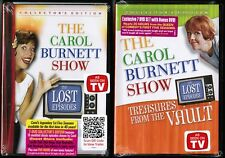 THE CAROL BURNETT SHOW / The Lost Episodes + Treasures from the Vault [14 DVDs]