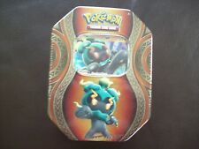 Pokemon Marshadow GX 2017 Collectors Tin: Booster Packs + Promo Card..brand new