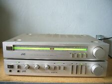 ampli + tuner  JVC A-E5 stéréo intégrated amplifier , FM , LW , MW