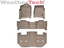 WeatherTech DigitalFit FloorLiner - Chevrolet Suburban - 2011-2014 - Tan