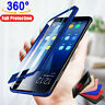 For Samsung Galaxy S9 / S9 Plus Case Screen Protector Shockproof 360 Full Cover