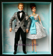 Spring Break 1961 Barbie and Ken Doll Giftset Convention Platinum Label ""