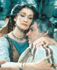 BRIAN BLESSED & SIAN PHILLIPS UNSIGNED PHOTO - A3723 - I, CLAUDIUS