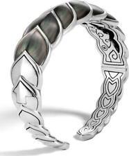 JOHN HARDY Legends Naga Mother of Pearl Bracelet sterling silver 925 cuff $1695