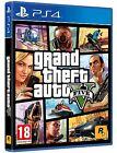 GTA 5 V Grand Theft Auto 5 V PS4 Playstation 4 Spiel UNCUT DEUTSCH Neuware