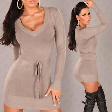 Kurze L Damenkleider aus Viskose