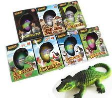 Growing Water Pet Crocodile Hatching Egg 3+ Kids Children Novelty Toy Magic Gift