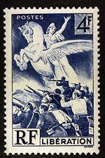FRANCE LIBERATION WW2    TIMBRE NEUF N° 669 **  MNH 1945  B4
