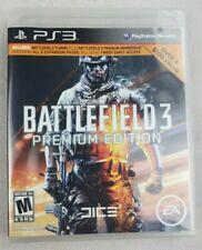Battlefield 3 Premium Edition-Playstation 3 PS3